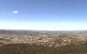 Archived image Webcam Stuttgart Television Tower 08:00
