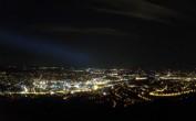 Archiv Foto Webcam Fernsehturm Stuttgart - Blick auf die Stadtmitte 18:00