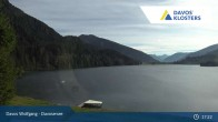 Archived image Webcam Davos Klosters: Lake Davos 11:00