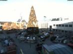 Archiv Foto Webcam Dortmunder Hansaplatz 08:00