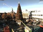 Archiv Foto Webcam Dortmunder Hansaplatz 12:00