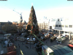 Archiv Foto Webcam Dortmunder Hansaplatz 13:00