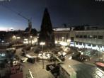 Archiv Foto Webcam Dortmunder Hansaplatz 16:00