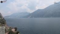 Archiv Foto Webcam Gardasee - Capo Reamol 06:00