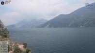 Archiv Foto Webcam Gardasee - Capo Reamol 08:00