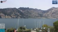 Archiv Foto Webcam Gardasee - Malcesine 05:00