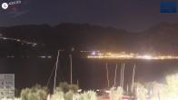 Archiv Foto Webcam Gardasee - Malcesine 18:00