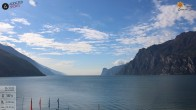 Archived image Webcam Lake Garda: Torbole 11:00