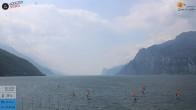Archiv Foto Webcam Gardasee - Torbole 11:00