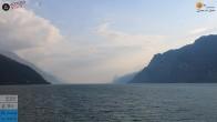 Archiv Foto Webcam Gardasee - Torbole 17:00
