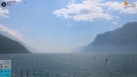 Archived image Webcam Lake Garda: Torbole 08:00