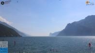 Archived image Webcam Lake Garda: Torbole 10:00