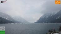 Archiv Foto Webcam Achensee, Tirol 12:00