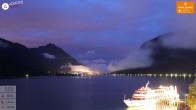 Archiv Foto Webcam Achensee, Tirol 04:00