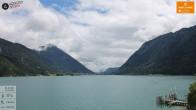 Archiv Foto Webcam Achensee, Tirol 13:00
