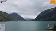 Archiv Foto Webcam Achensee, Tirol 15:00