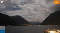 Archived image Webcam Achensee, Tyrol 18:00