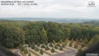 Archiv Foto Webcam Aschach - Mariahilfberg 04:00