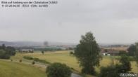 Archiv Foto Webcam Blickrichtung Amberg 00:00