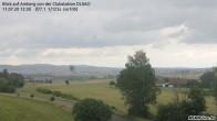 Archiv Foto Webcam Blickrichtung Amberg 06:00