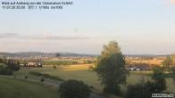 Archiv Foto Webcam Blickrichtung Amberg 14:00