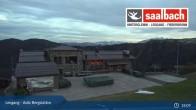 Archived image Webcam Leogang - Asitz Top Station 21:00