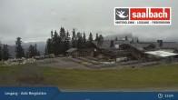 Archived image Webcam Leogang - Asitz Top Station 09:00