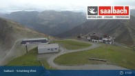 Archived image Webcam View from Schattberg West 11:00