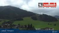 Archived image Webcam Saalbach - Hinterglemm Valley 01:00