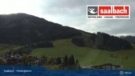 Archived image Webcam Saalbach - Hinterglemm Valley 03:00