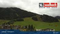 Archived image Webcam Saalbach - Hinterglemm Valley 09:00