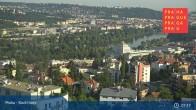 Archived image Webcam Prague - Kavčí hory 01:00