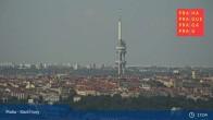 Archived image Webcam Prague - Kavčí hory 11:00