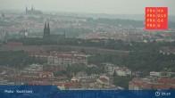 Archived image Webcam Prague - Kavčí hory 03:00