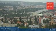 Archived image Webcam Prague - Kavčí hory 09:00