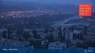 Archiv Foto Webcam in Prag am Kavčí hory 23:00
