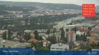Archiv Foto Webcam in Prag am Kavčí hory 05:00