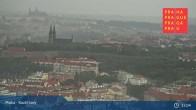Archiv Foto Webcam in Prag am Kavčí hory 09:00