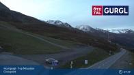 Archiv Foto Webcam Hochgurgl - Top Mountain Crosspoint 07:00