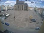 Archiv Foto Webcam Platz der Republik in Pilsen (Plzen) 06:00