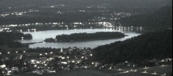 Archived image Webcam Lake Faaker See (Carinthia) 18:00