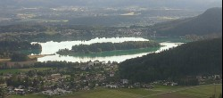 Archived image Webcam Lake Faaker See (Carinthia) 02:00