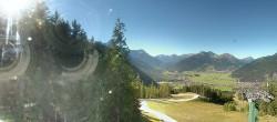 Archiv Foto Webcam 3er Sessellift im Skigebiet Ehrwald 11:00