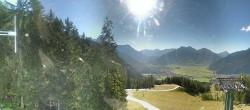 Archiv Foto Webcam 3er Sessellift im Skigebiet Ehrwald 15:00