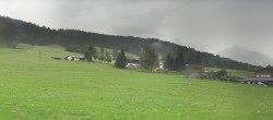 Archived image Webcam Valley station Pillersee 12:00