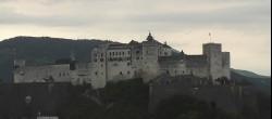 Archiv Foto Webcam Festung Hohensalzburg, Stadt Salzburg 02:00