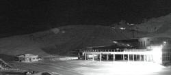 Archiv Foto Webcam Tiefenbachgletscher Ötztal 18:00
