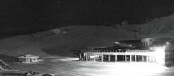 Archiv Foto Webcam Tiefenbachgletscher Ötztal 19:00