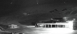 Archiv Foto Webcam Tiefenbachgletscher Ötztal 21:00