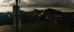 Archived image Webcam On the Summit of Palinkopf 20:00